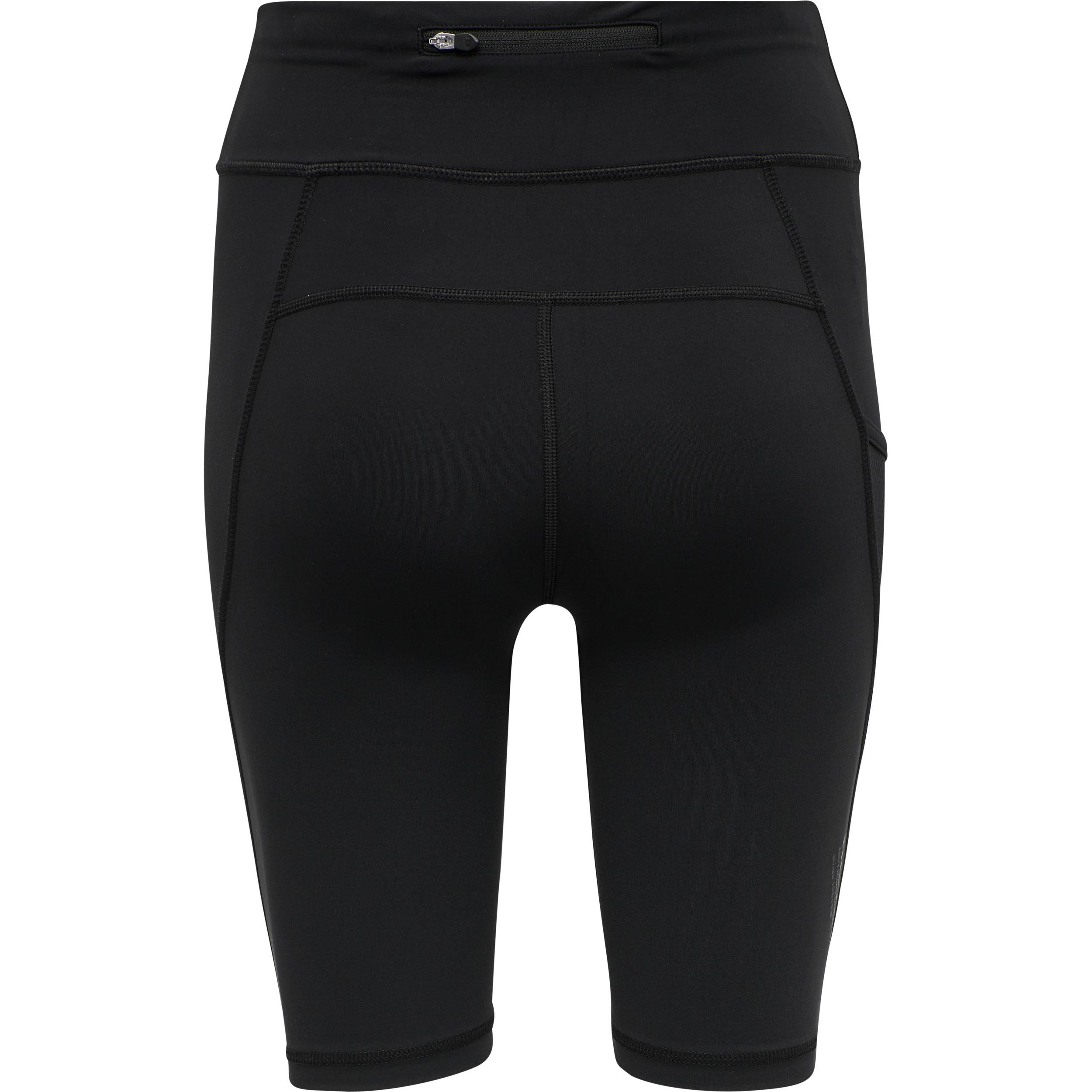 Newline W Højtaljede Sprinter shorts, black, large