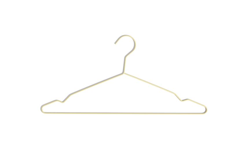 HAY Hanger bøjlesæt, 5 stk