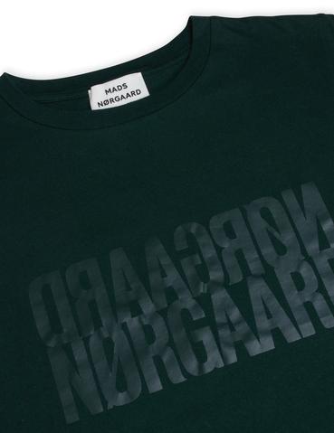 Mads Nørgaard Trenda t-shirt, scarab, x-small