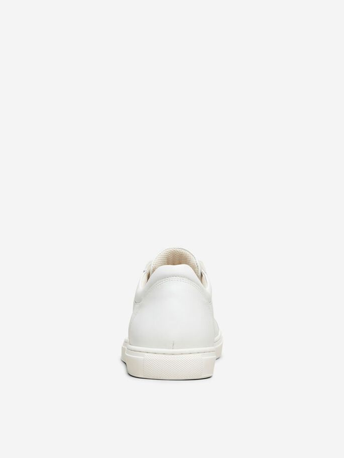 Selected 16078938 sneakers, white, 41
