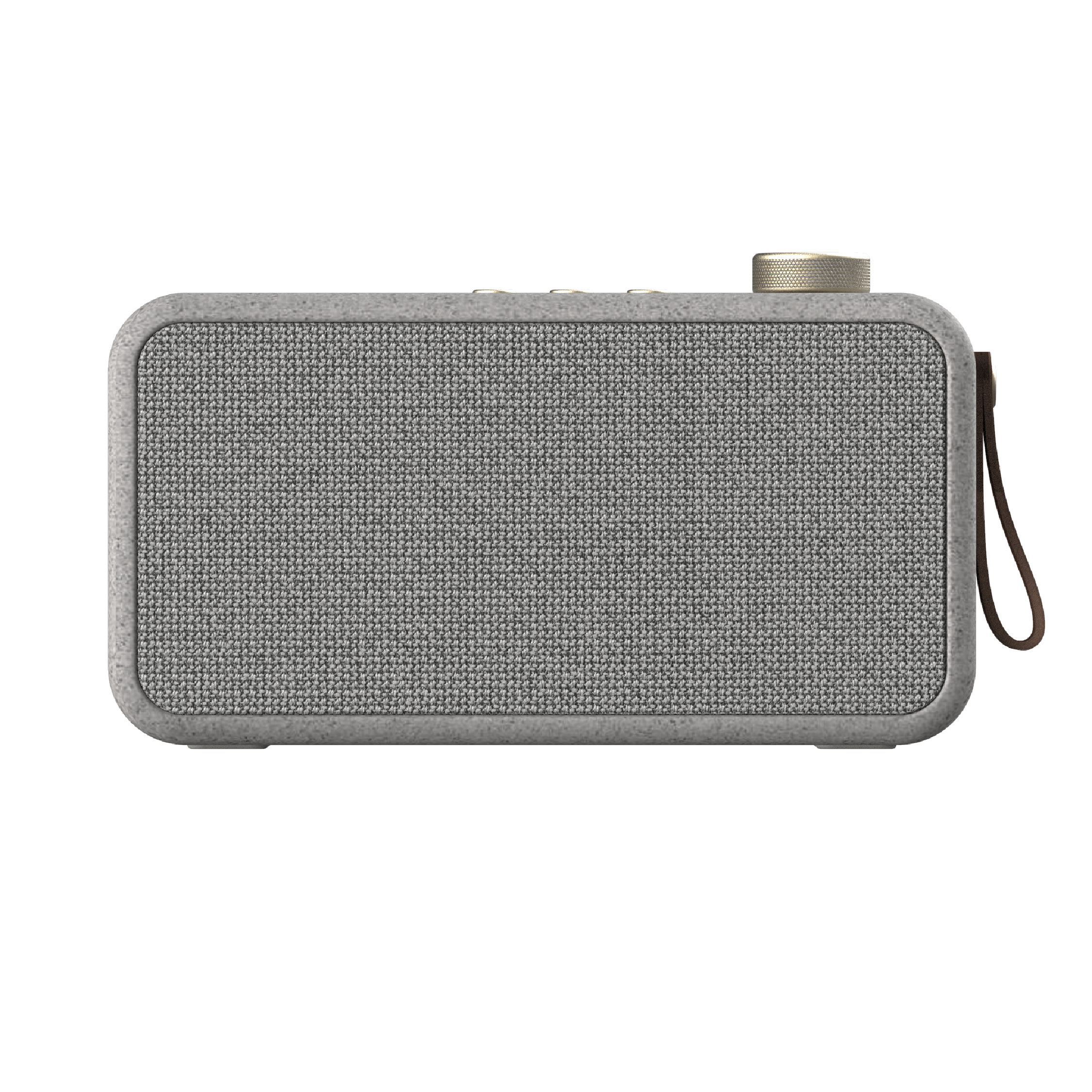 Kreafunk CARE aTUNE DAB+ radio, wheat fibre