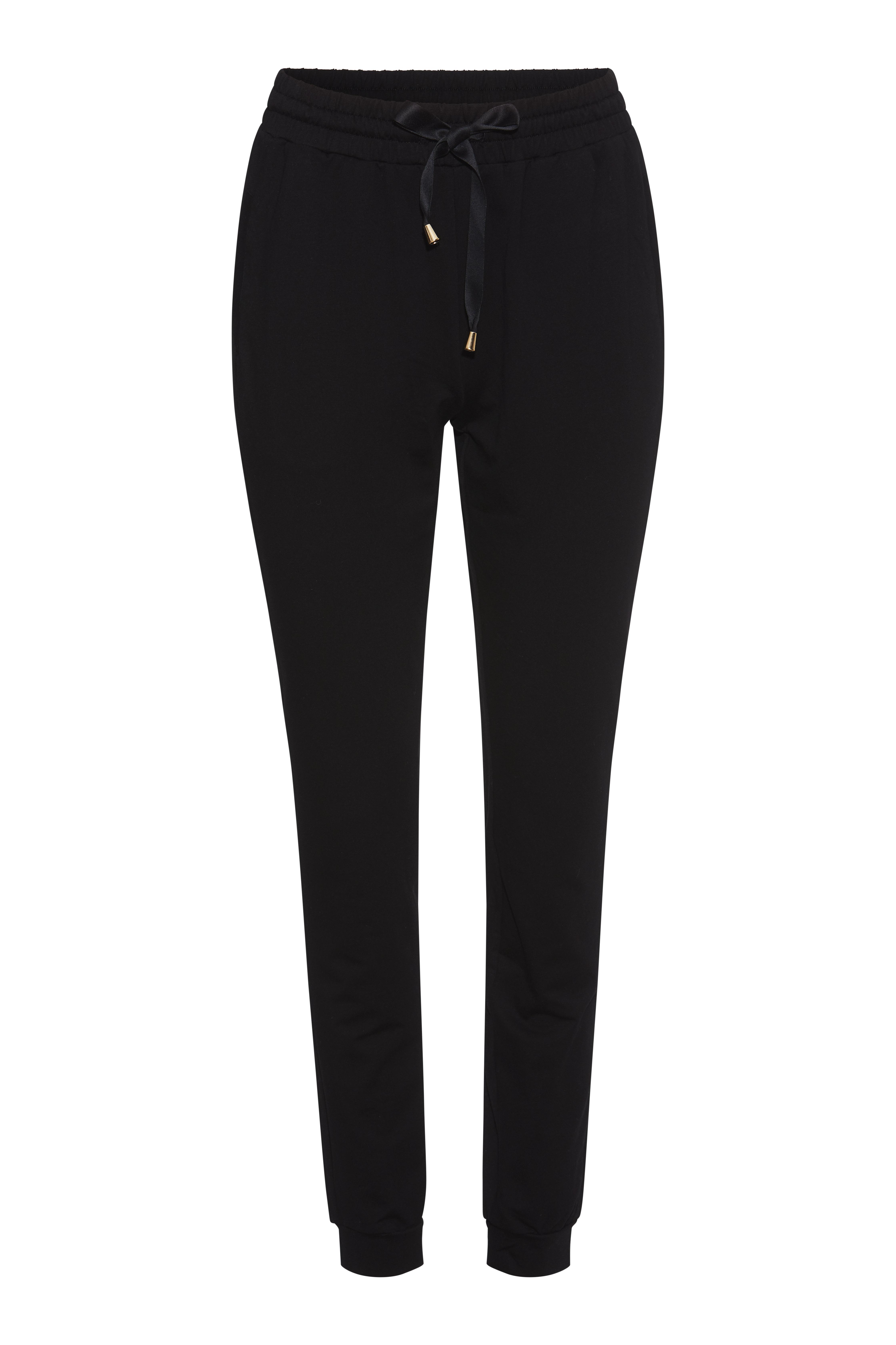 PBO Jalli bukser, black, x-large