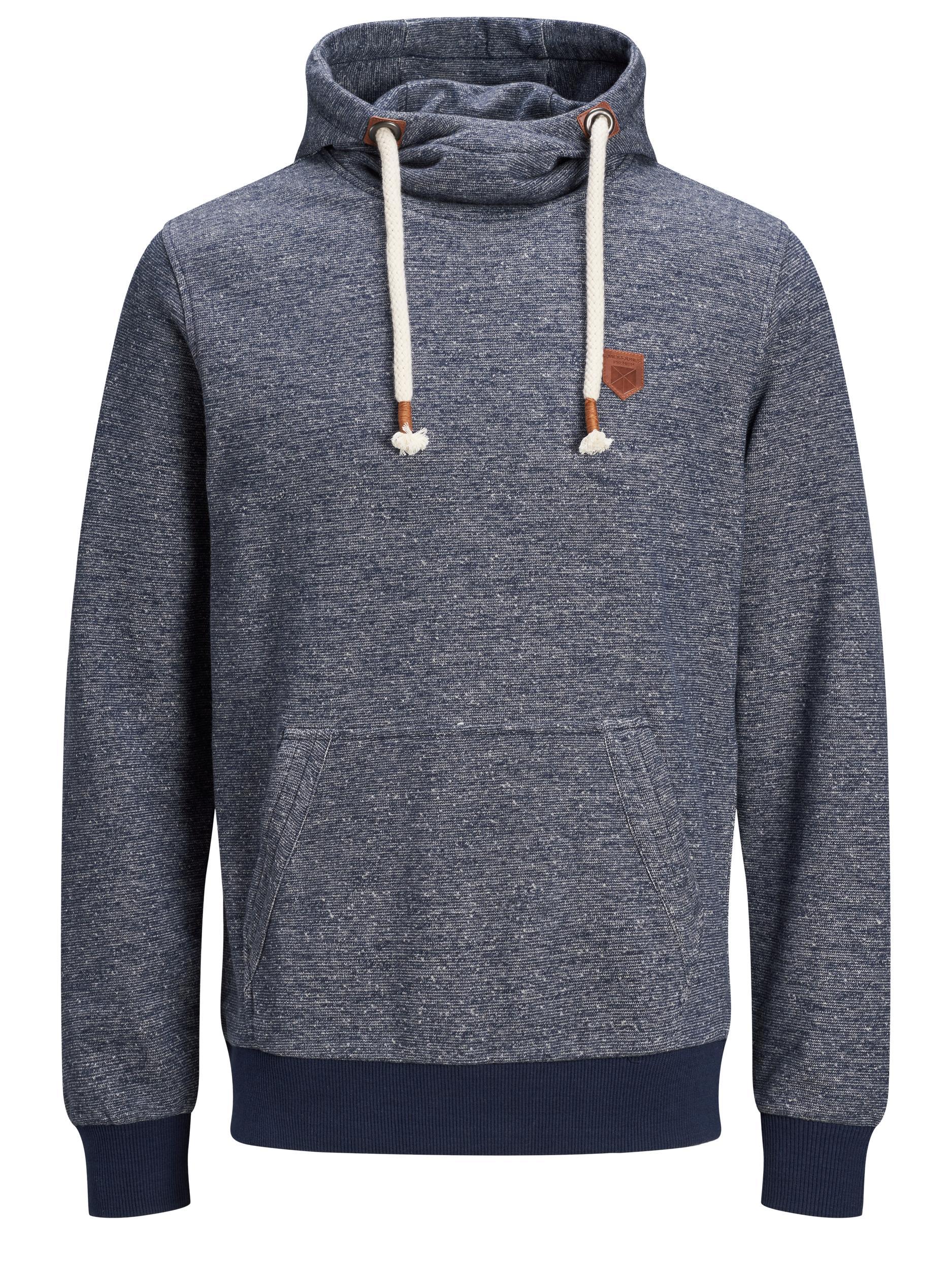 Jack & Jones Blutom sweatshirt, peacoat, medium