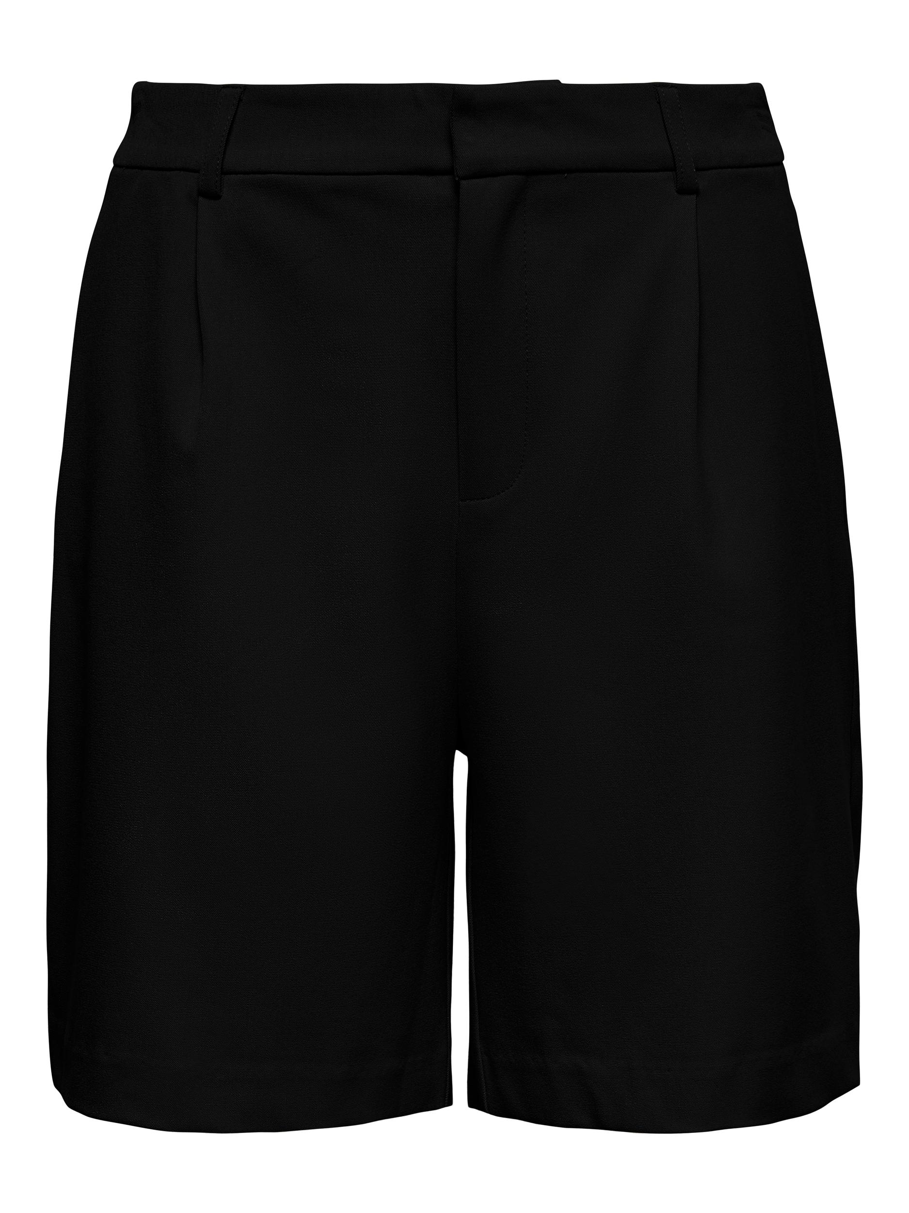 Only Ivy shorts, black, small