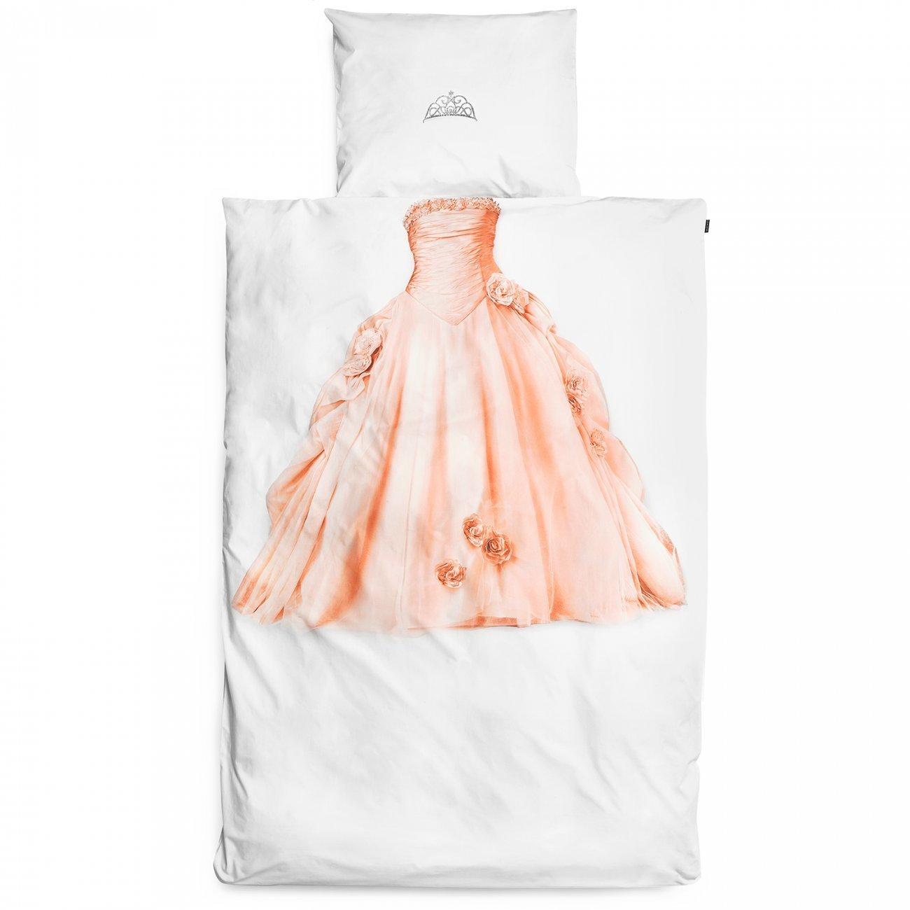 SNURK sengetøj, Prinsesse, 140x200 cm