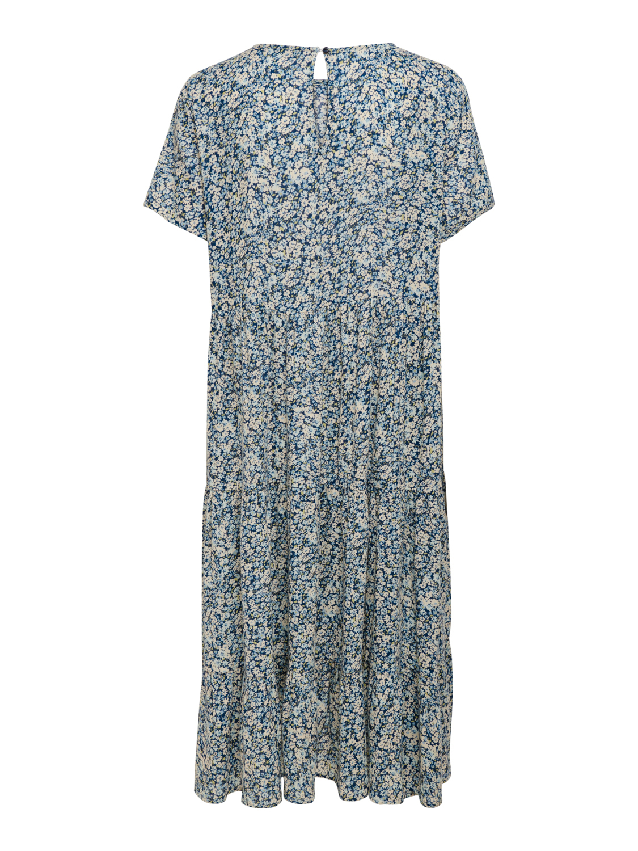 ONLY Abigail kjole, night sky, 38
