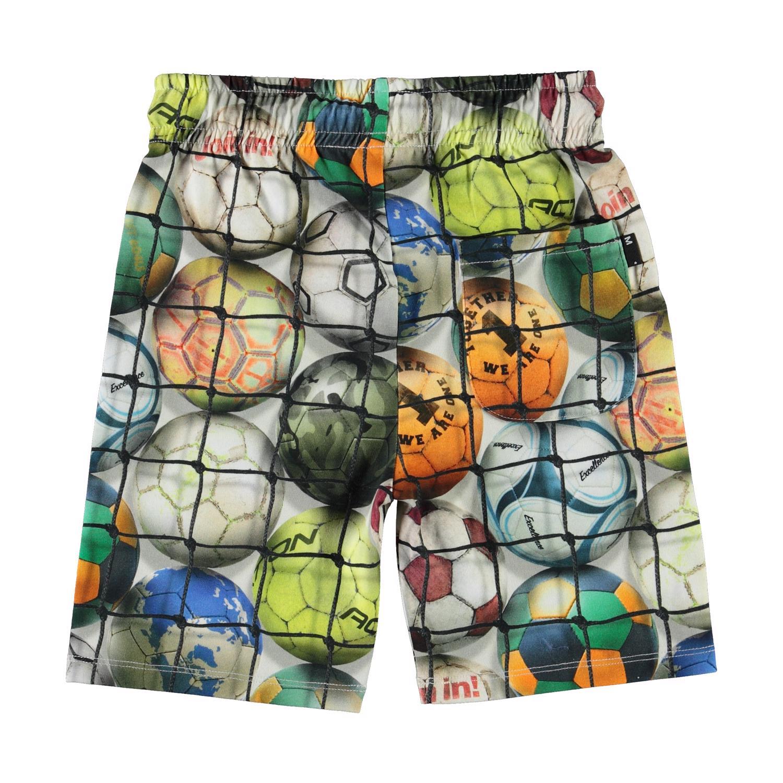 Molo Alim Footballs shorts, multi, 104