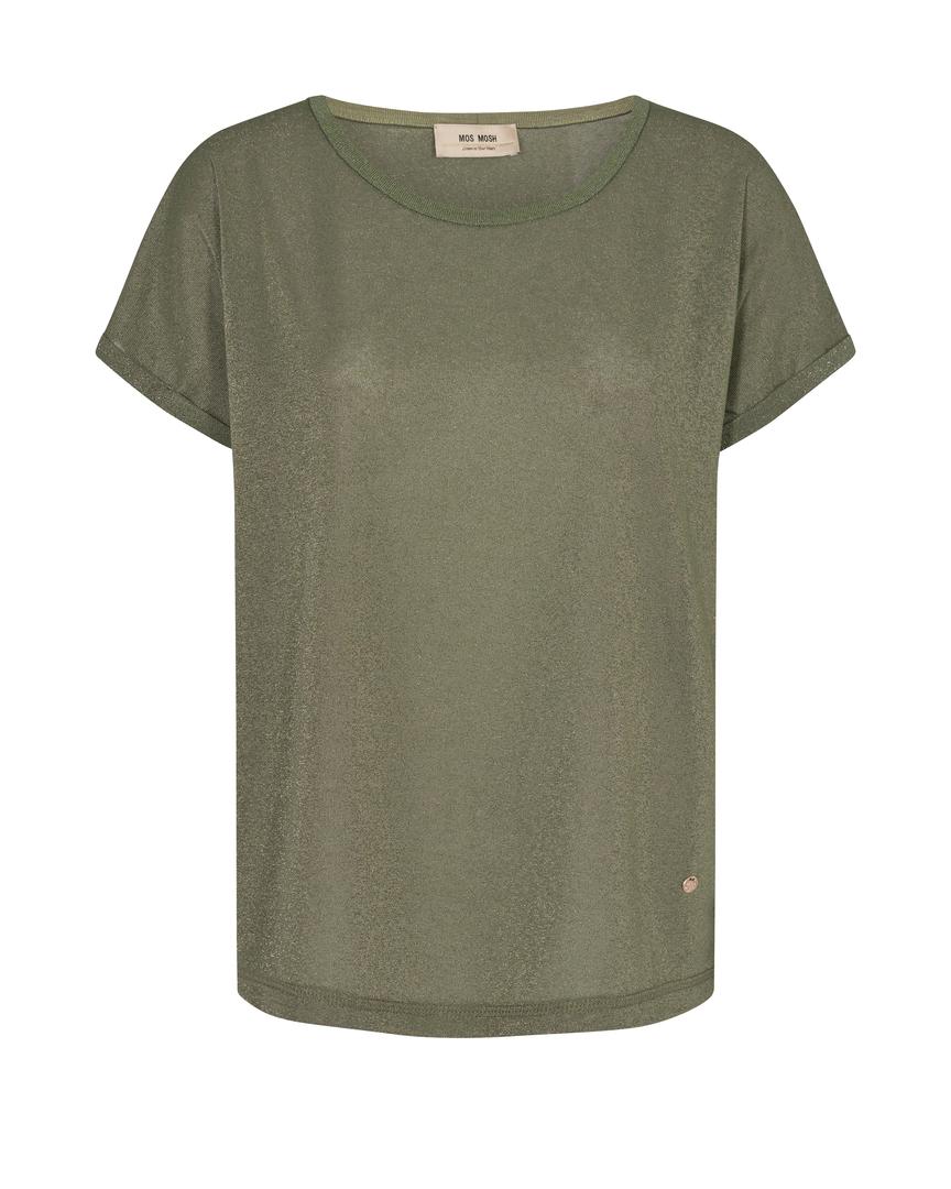 Mos Mosh Kay t-shirt, capulet olive, x-large