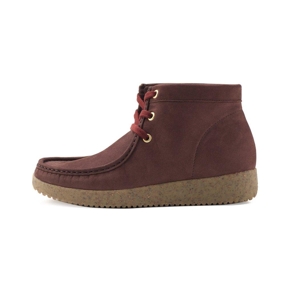Nature Emma Eco støvle, bordeaux, 36