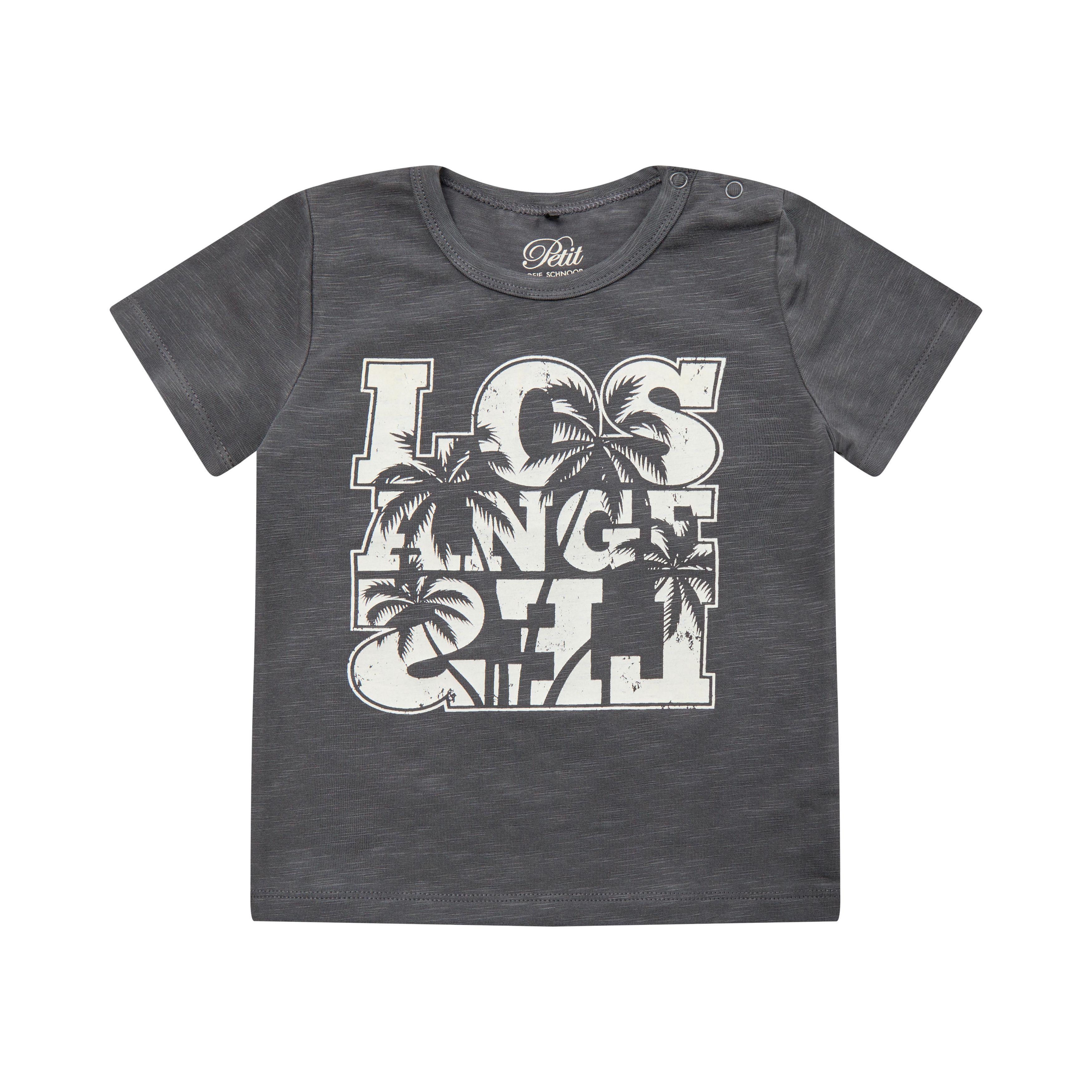 Petit by Sofie Schnoor P212405 t-shirt, sort, 104
