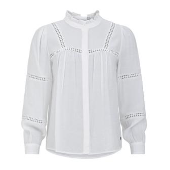 Coster Copenhagen skjorte, white, 40