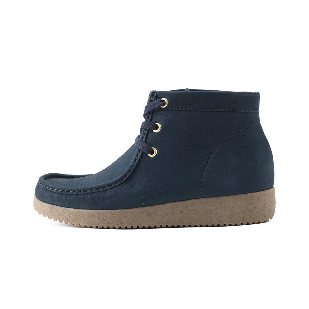 Nature Emma Eco støvle, navy, 40