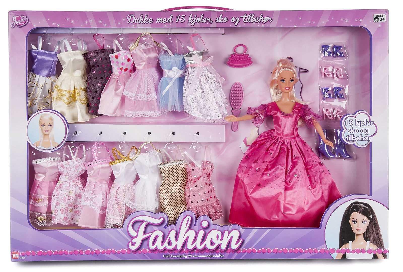 Judith Fashion kjoler