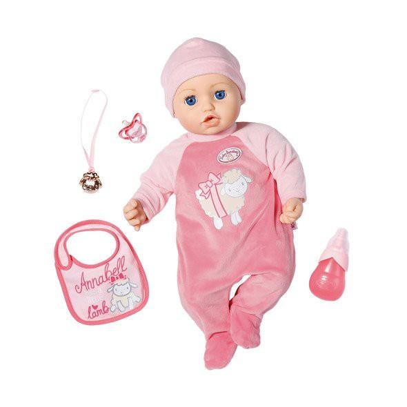 Baby Annabell dukke, 43 cm