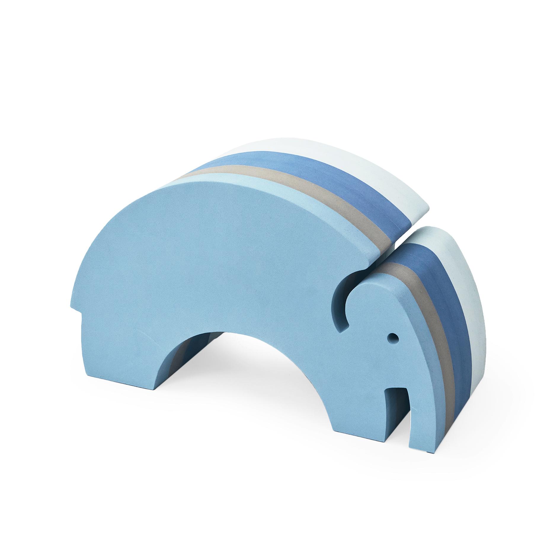 bObles elefant, blå