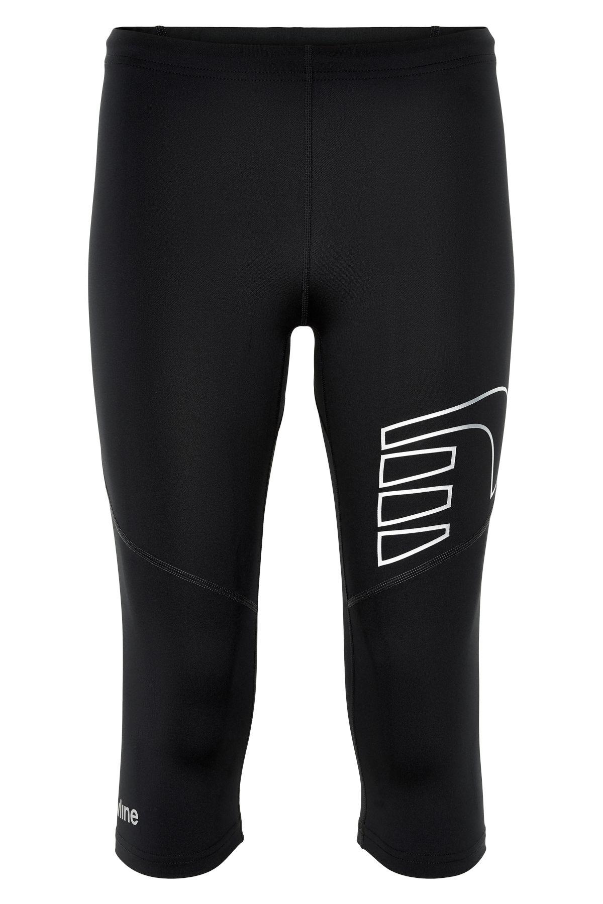 Newline W Knee Core tights, black, small
