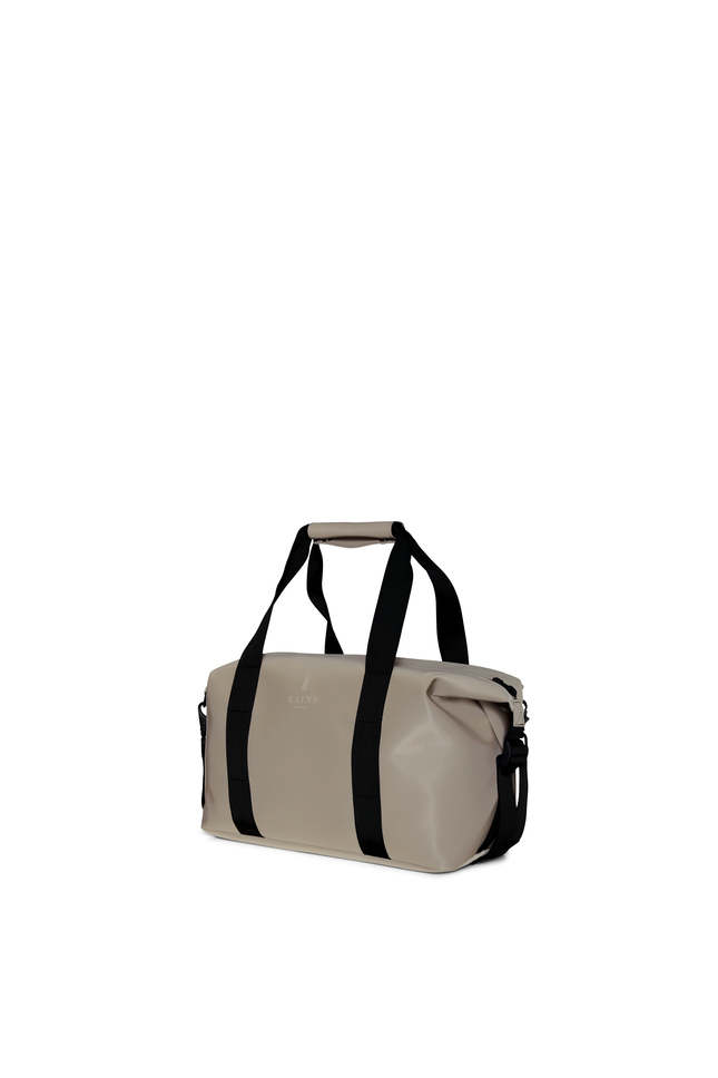 Rains Weekend Bag Small, velvet taupe