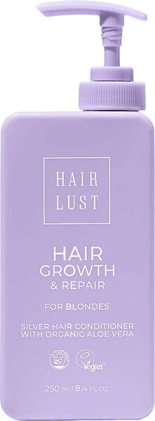 HairLust Hair Growth & Repair Conditioner For Blondes