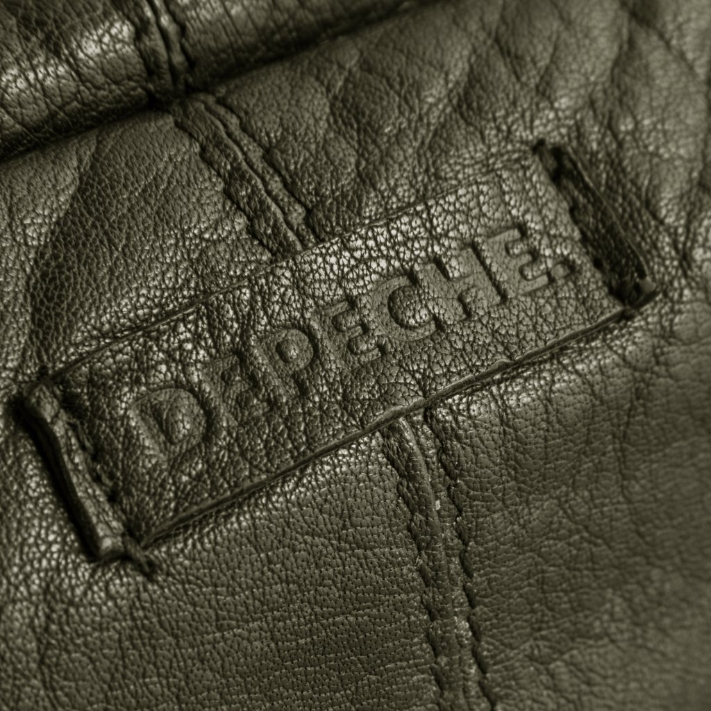 Depeche 10354 bæltetaske, green