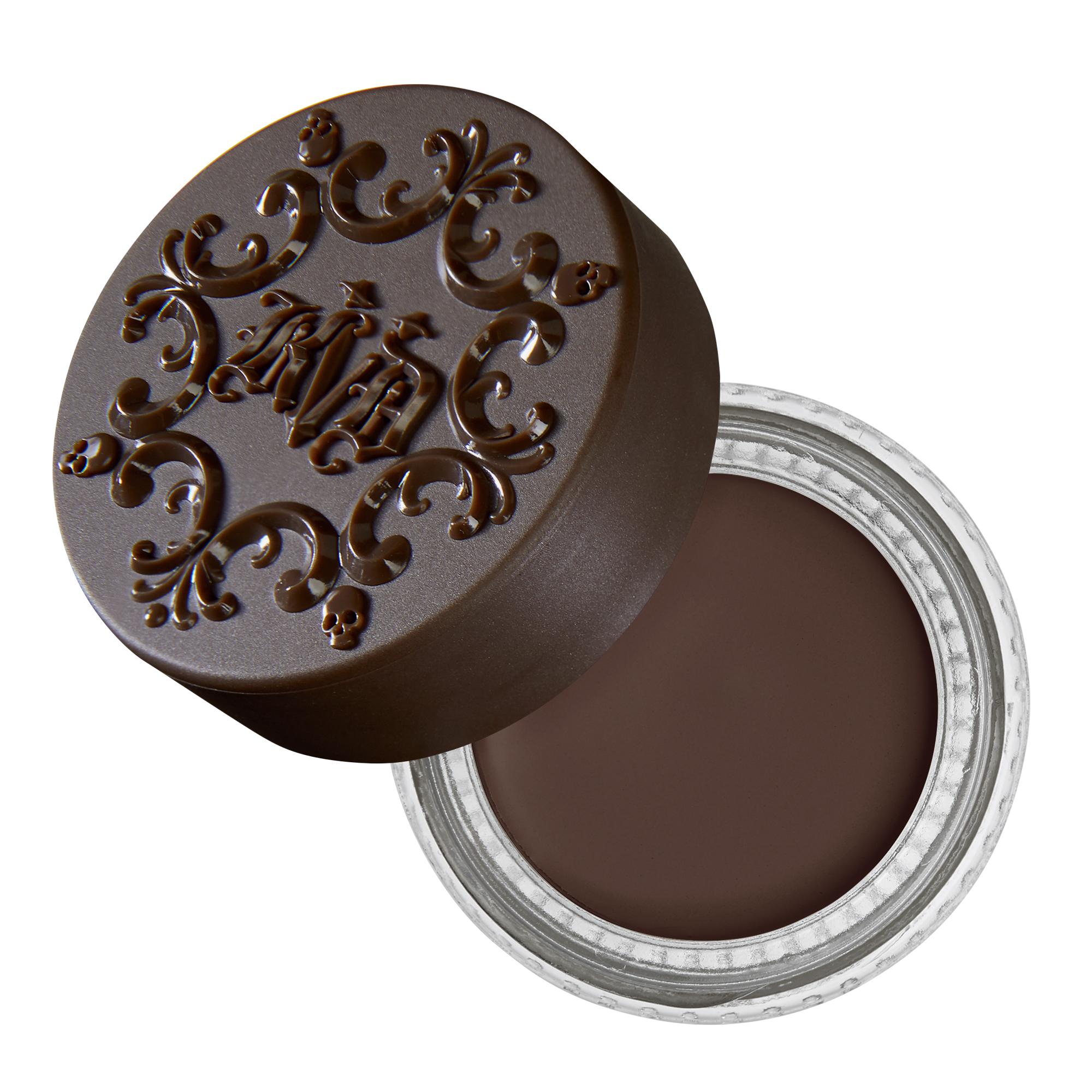 KVD Beauty Brow Creme Pot, dark brown