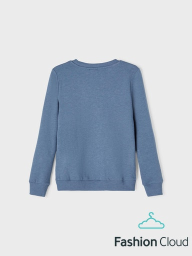 Name It Van Sweatshirt, Bering Sea, 116 cm