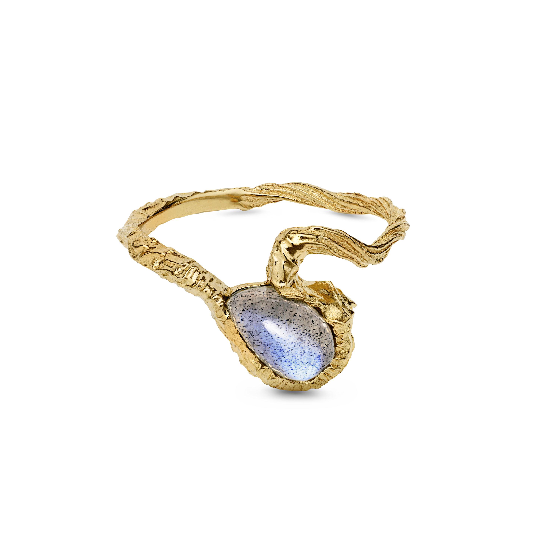 Maanesten Alba ring, guld, 59