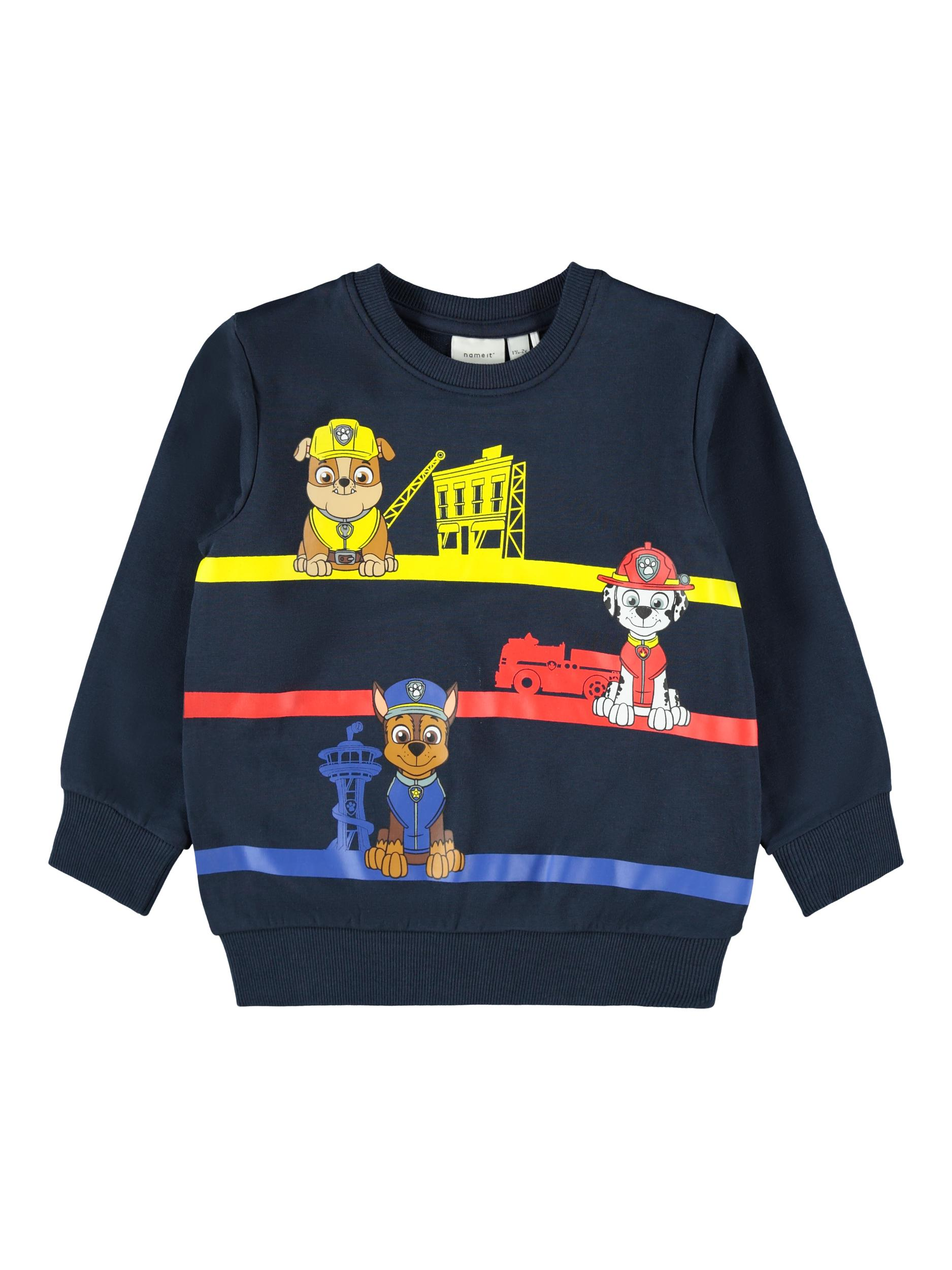 Name It Paw Patrol Enzo sweatshirt