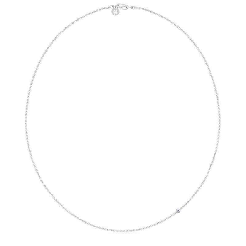 Julie Sandlau A halskæde, sølv, 50 cm