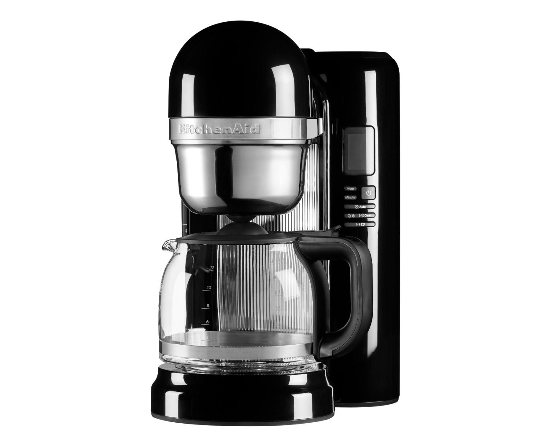 KitchenAid One Touch kaffemaskine, 1,7 liter, black