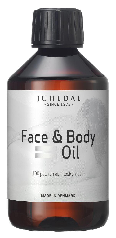 Juhldal Face & Body Oil, 250 ml