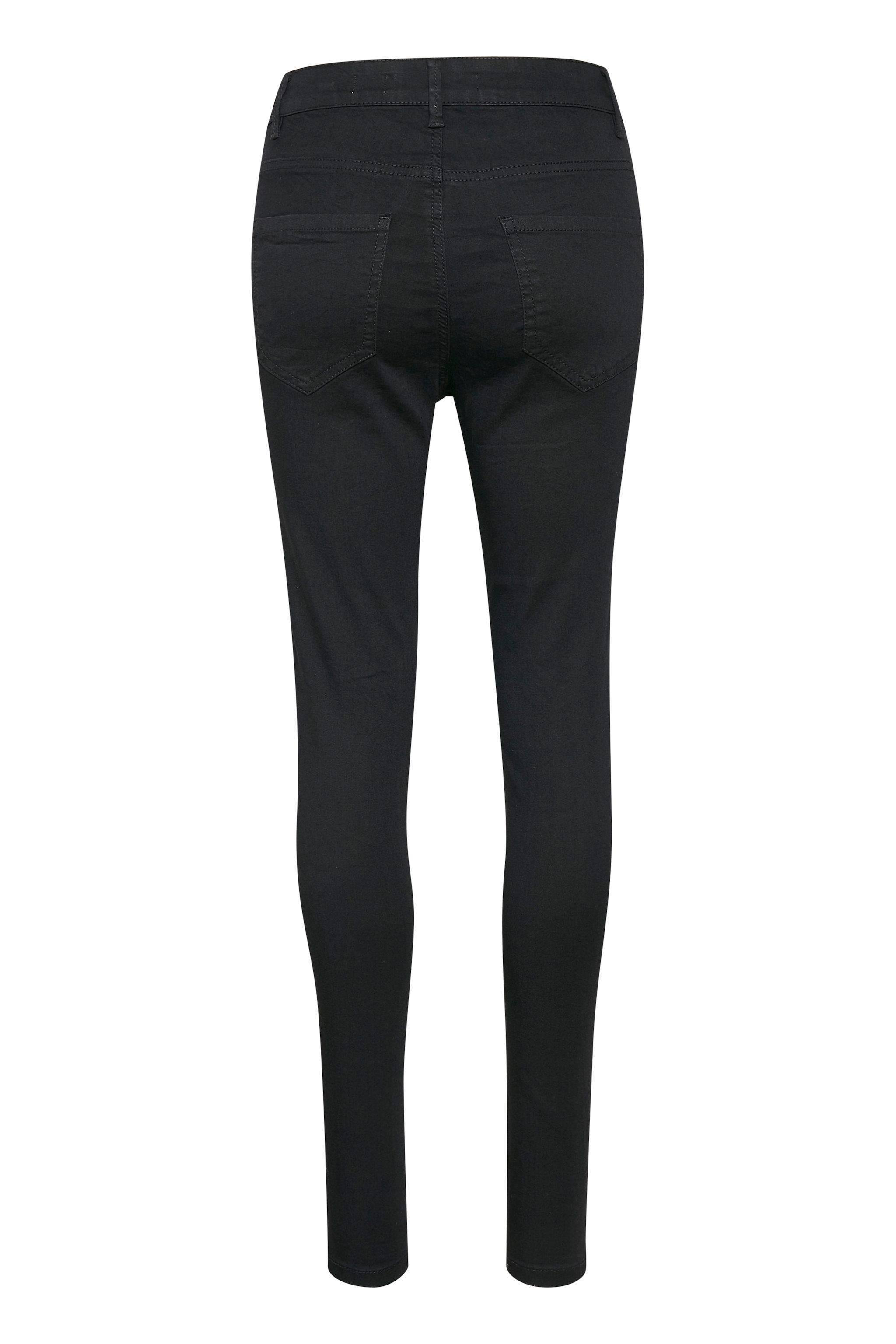 Saint Tropez Jeans, black, x-small