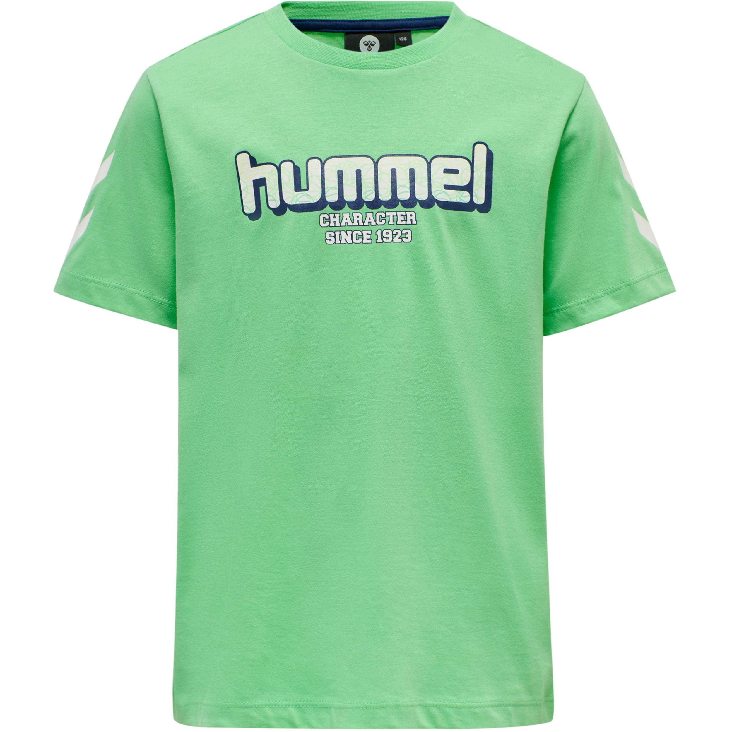 Hummel Panther SS t-shirt, Spring bouquet, 122