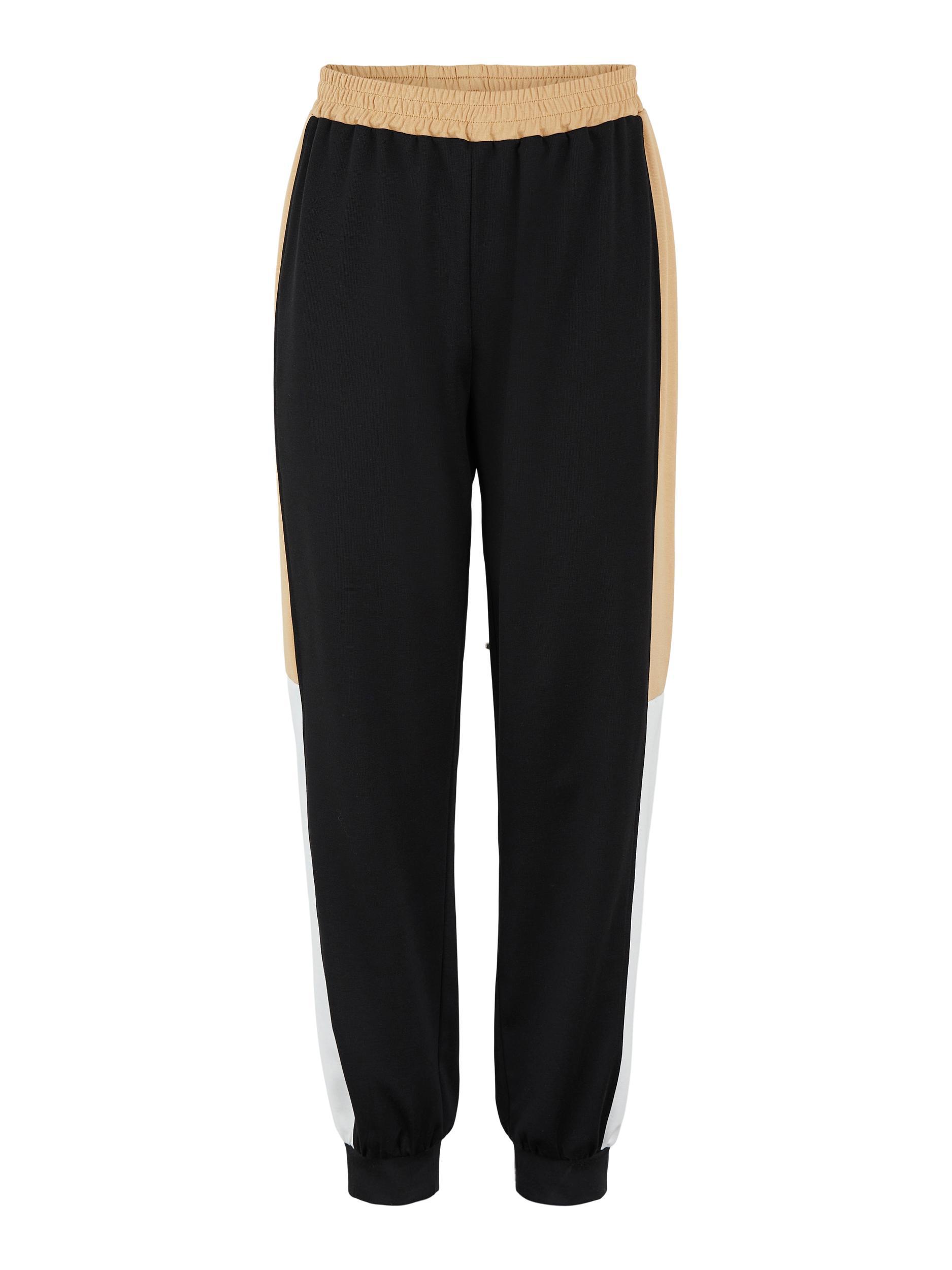 Pieces Maggya HW sweatpants, black, large