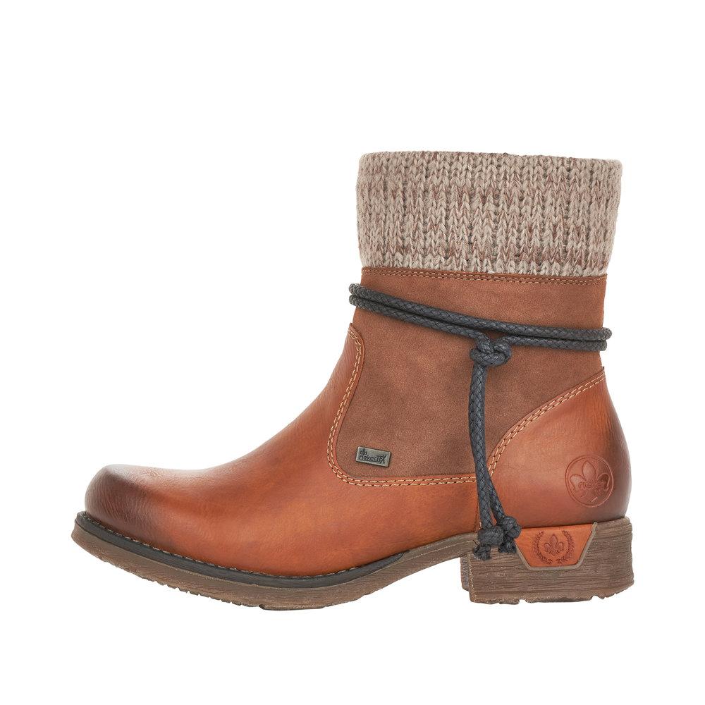 Rieker 79688-24 Canada støvle, cayenne, 42