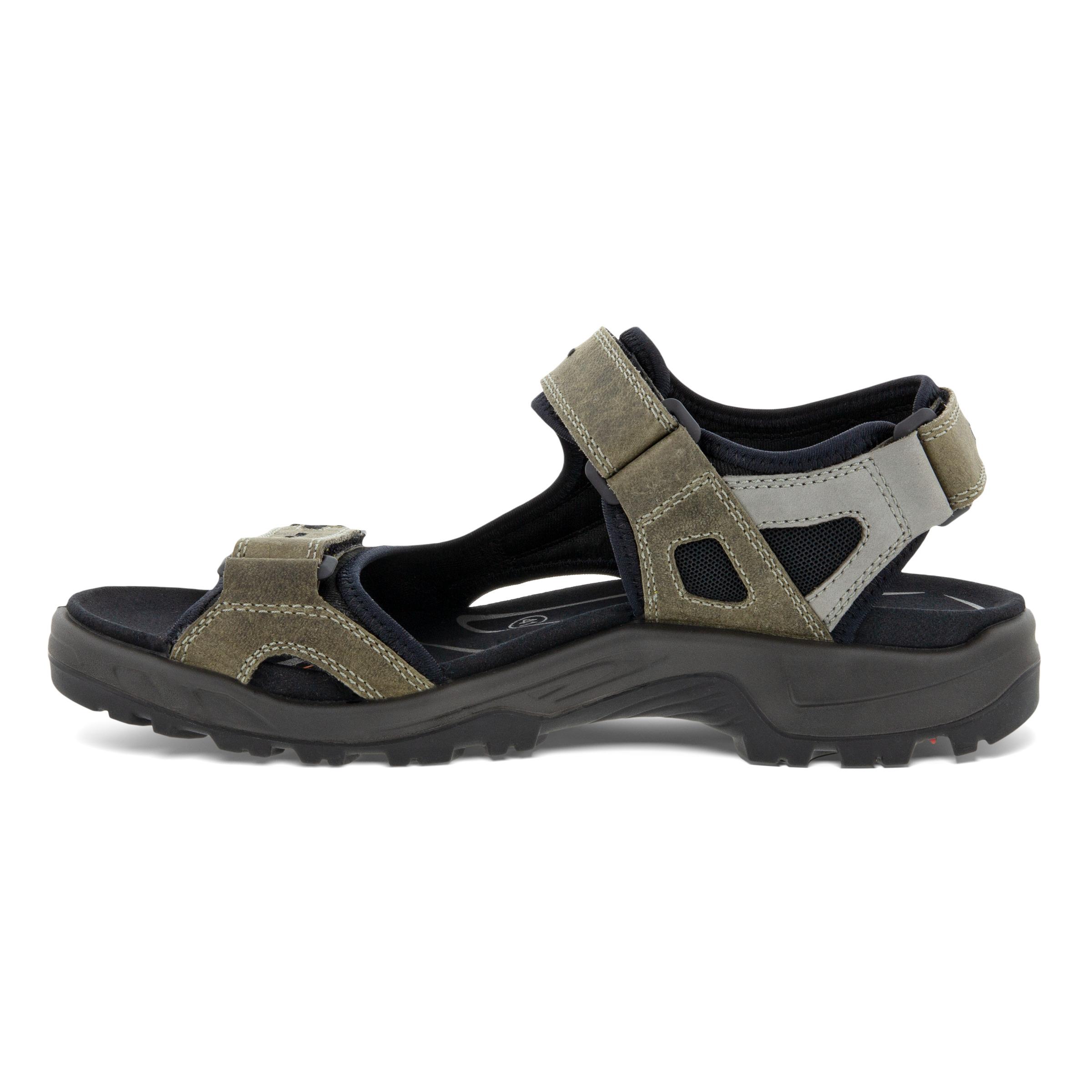 Ecco Offroad herre sandal, grøn, 46