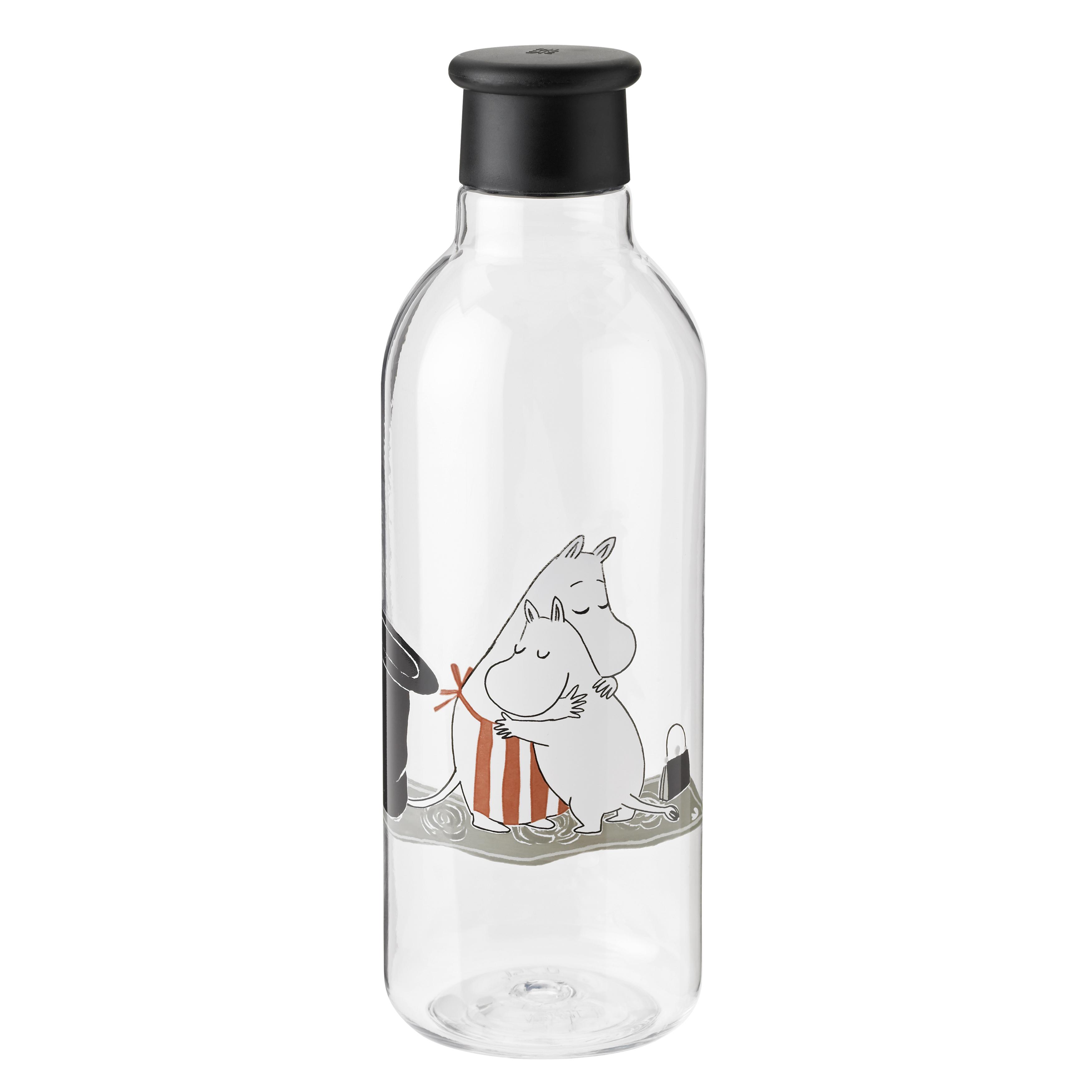 RIG-TIG Mumi Drink-It drikkeflaske, 750 ml, black