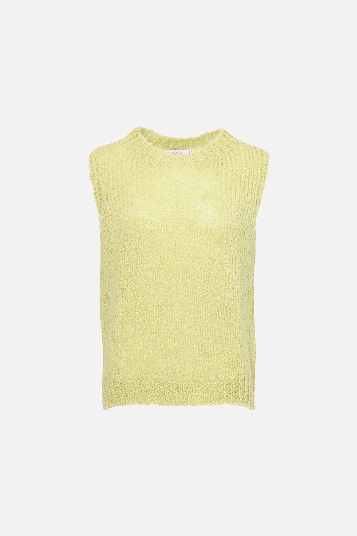 Noella Kala vest, pale yellow, medium/large