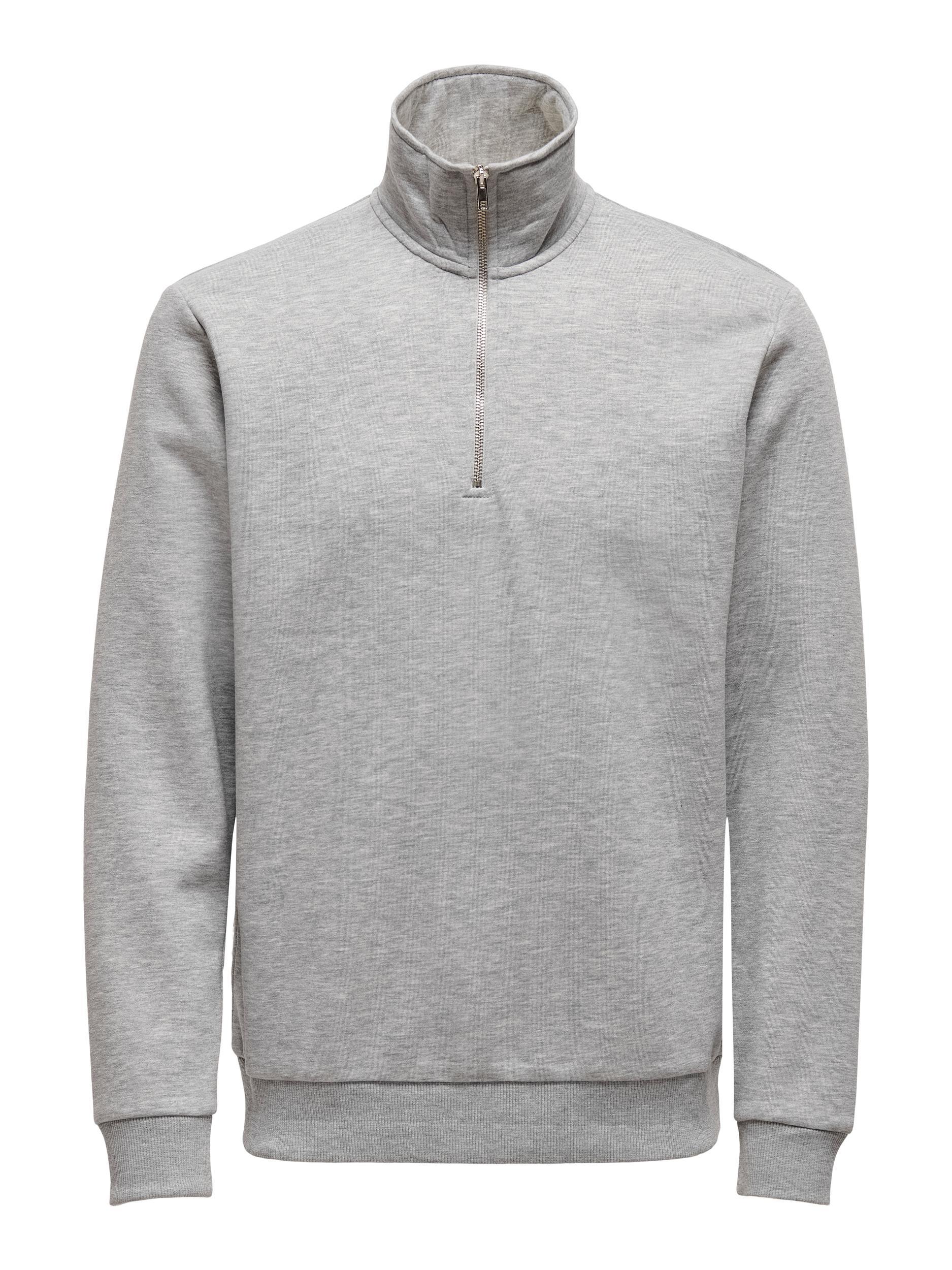 Only & Sons Ceres Lift Half Zip sweatshirt