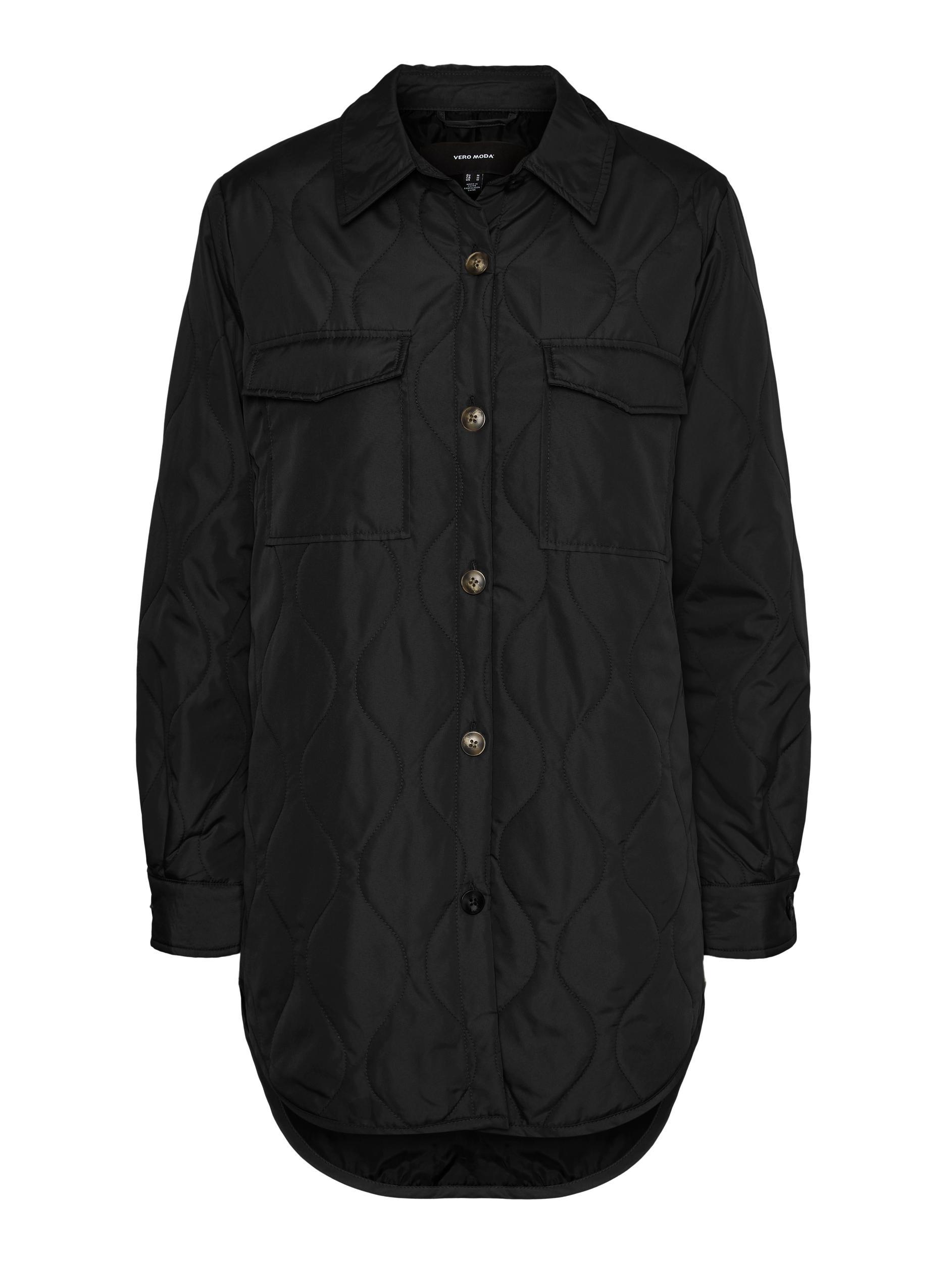 Vero Moda Simoneloa jakke, black, medium