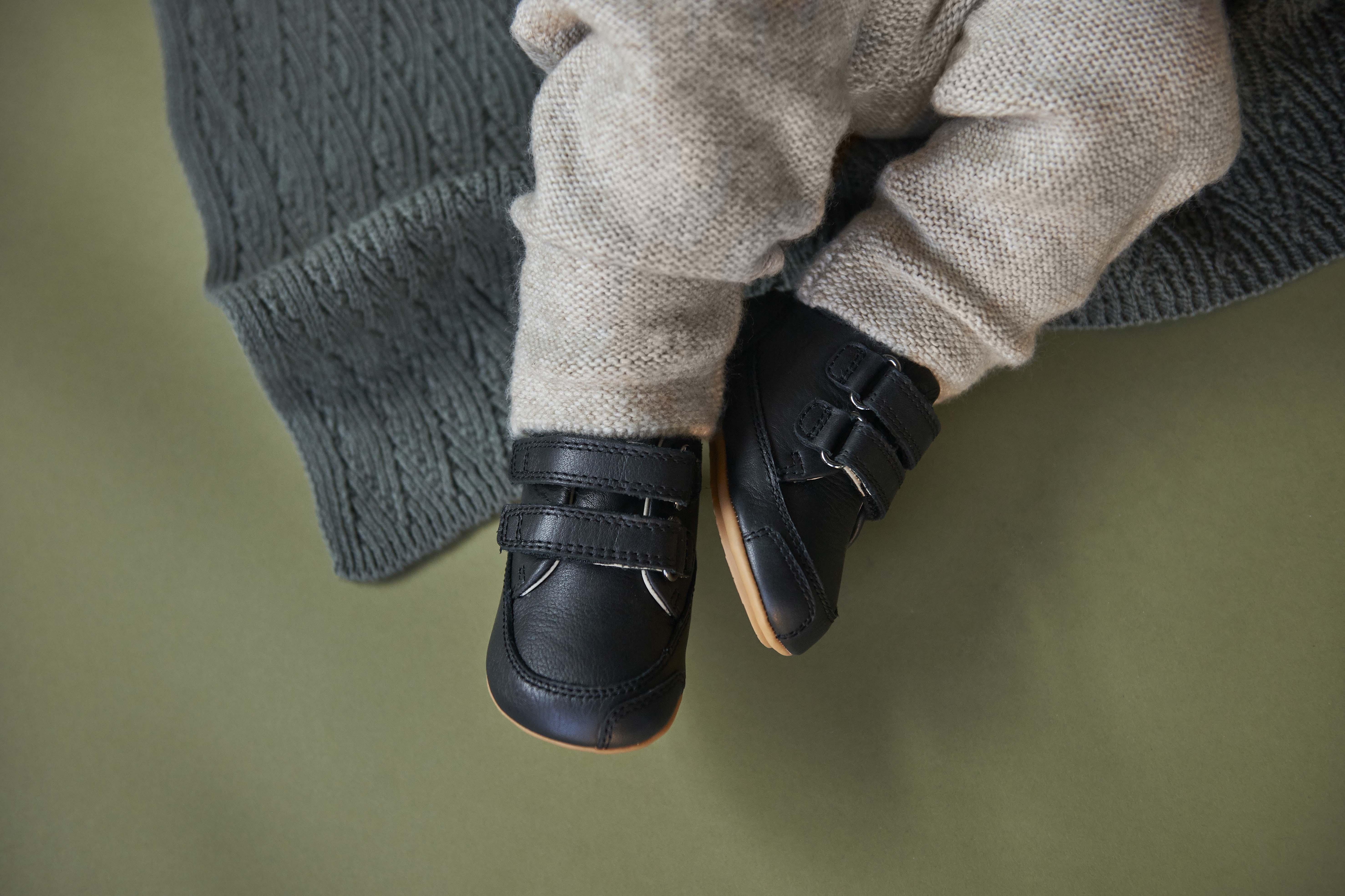 Bundgaard Prewalker II Velcro sko, night sky, 23