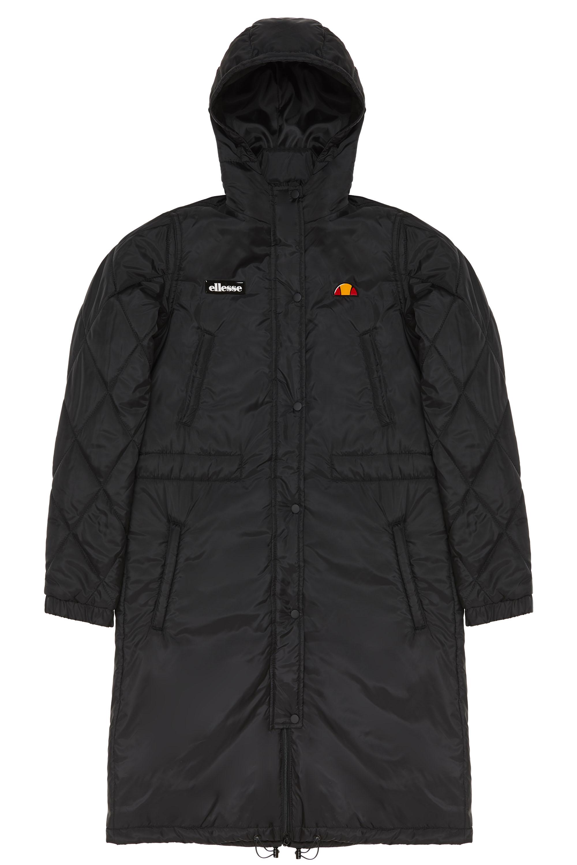 Ellesse Mundia Parka jacket, black, small