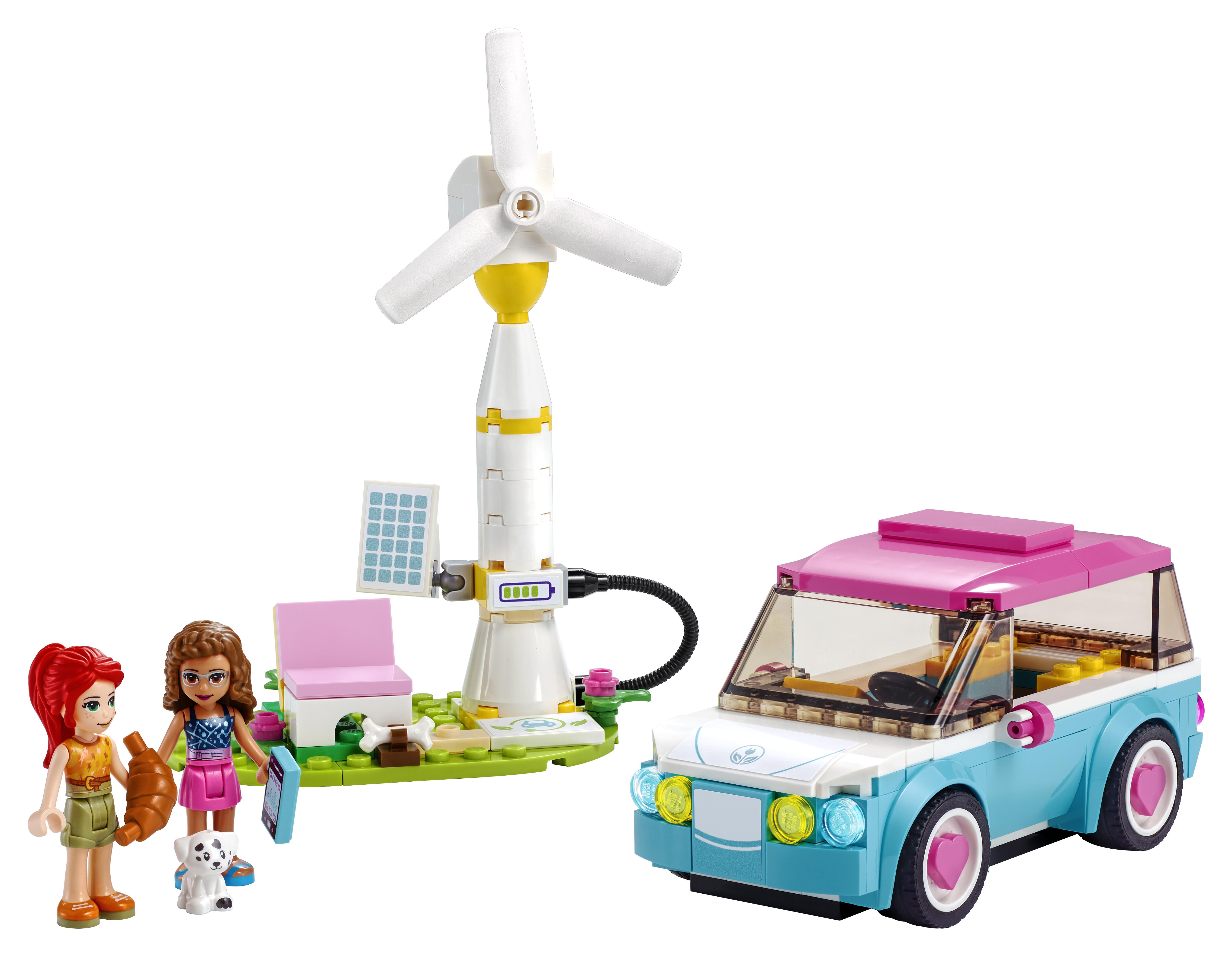 LEGO Friends Olivias elbil - 41443
