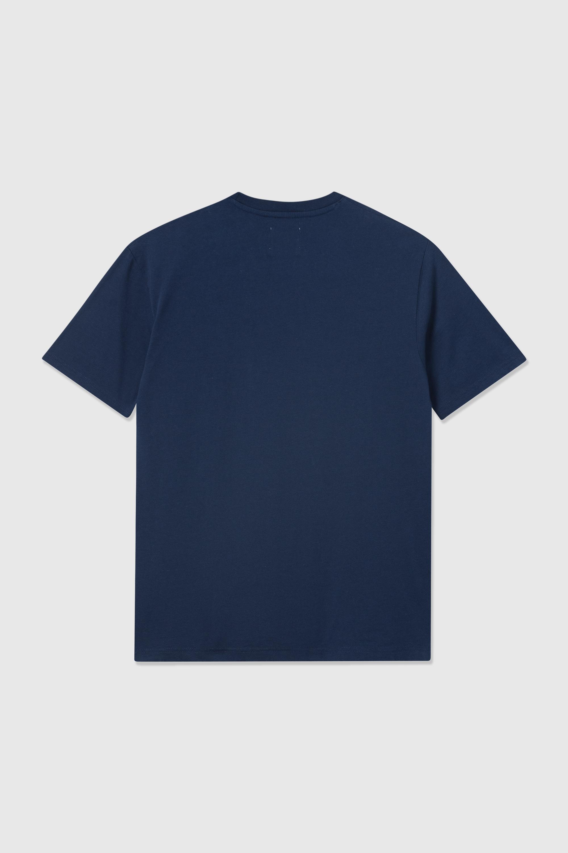 Wood Wood Ace t-shirt, navy, x-large