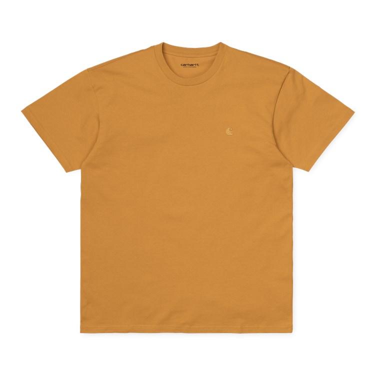 Carhartt S/S Chase t-shirt, wintersun, small