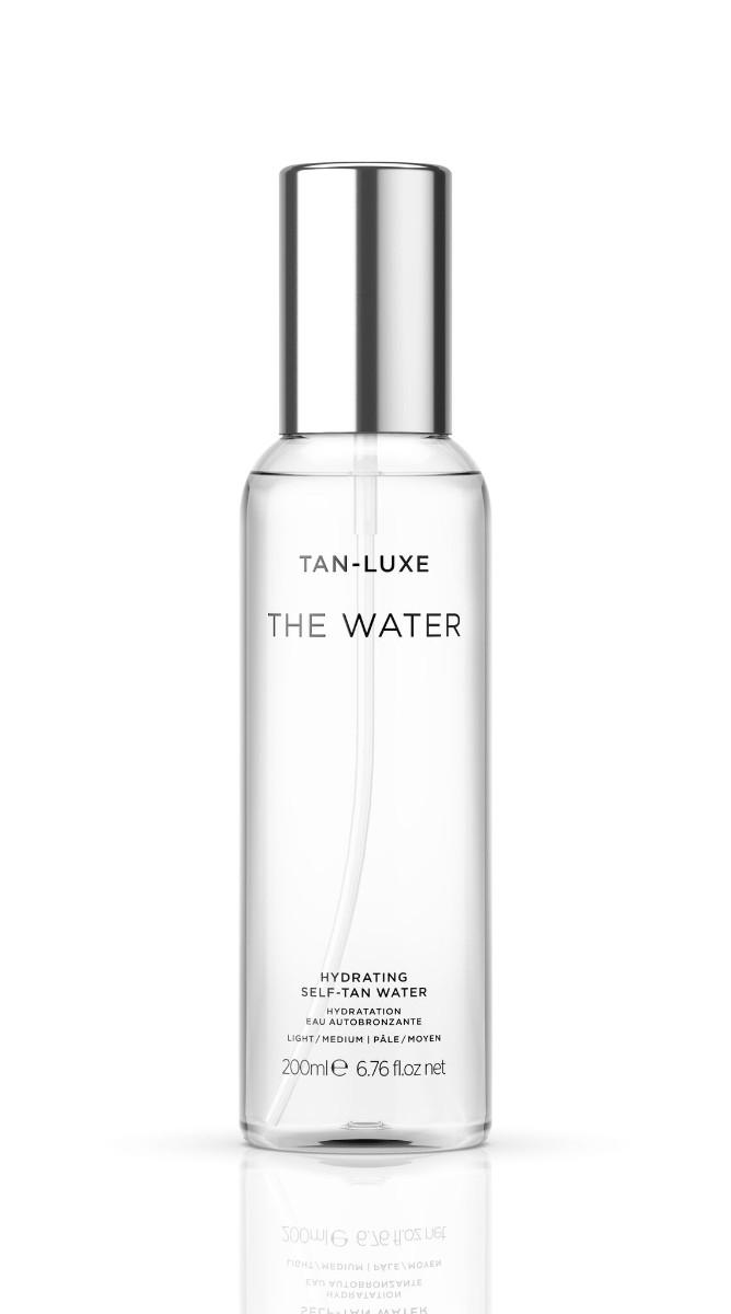 Tan Luxe The Water selvbruner eliksir, 200 ml, light