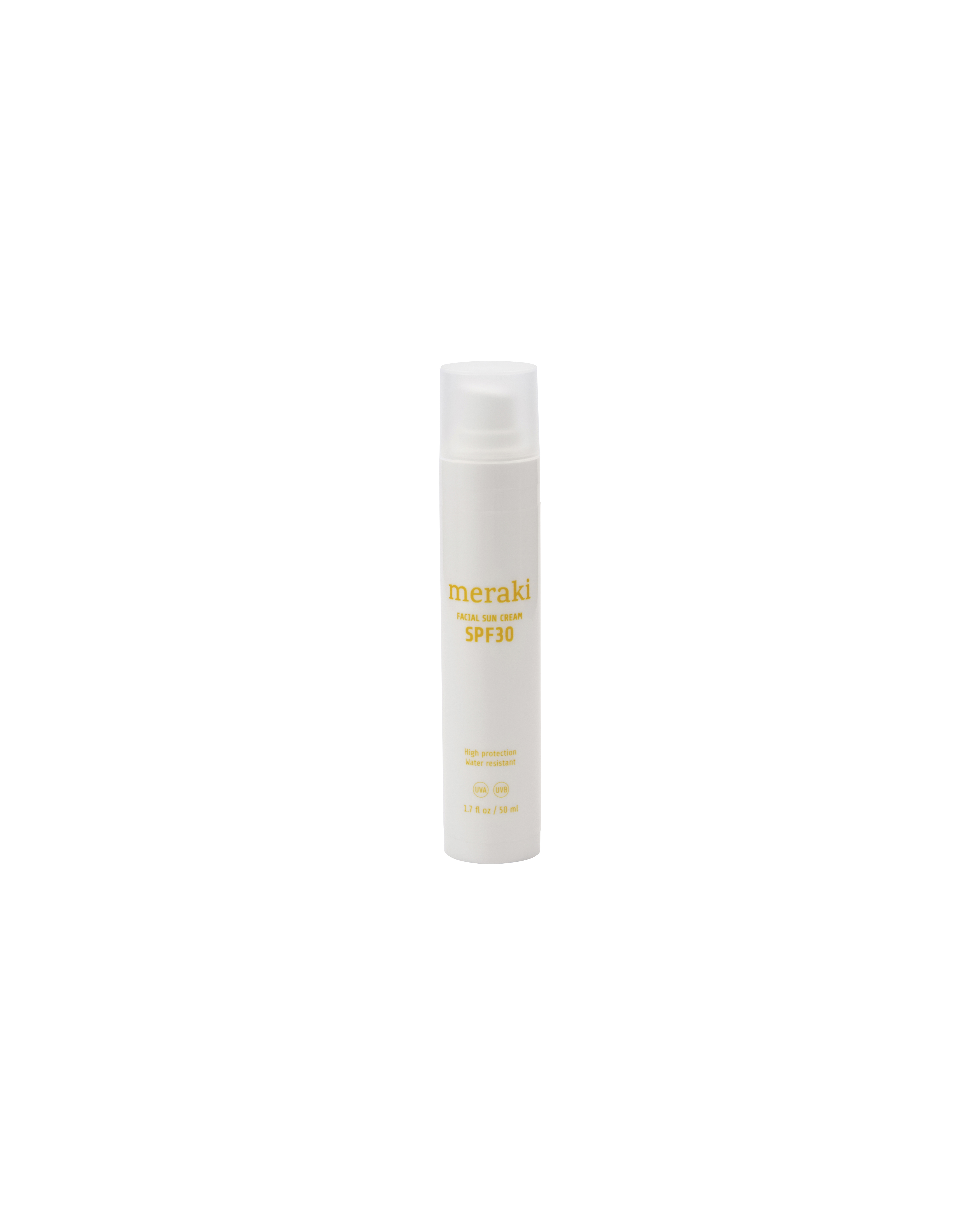 Meraki Facial Sun Cream SPF30, 50 ml