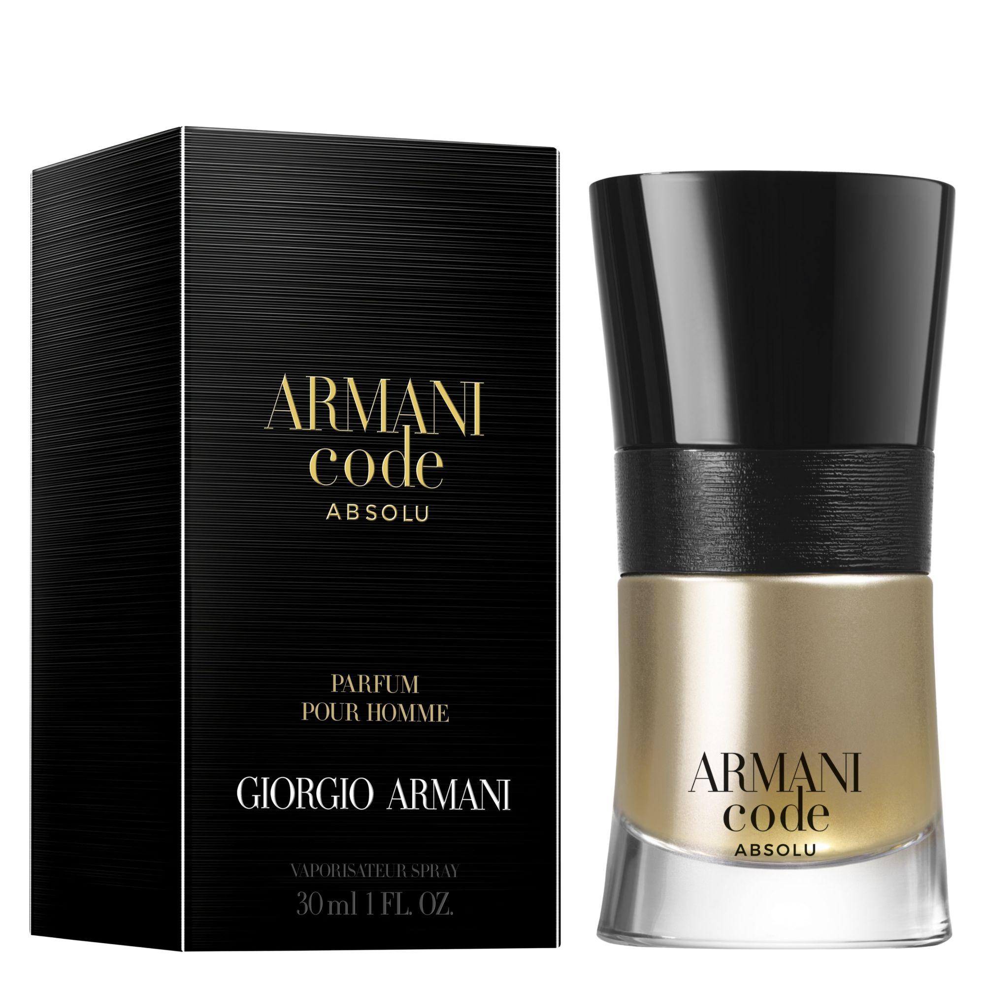 Giorgio Armani Armani Code Absolu EDP, 30 ml