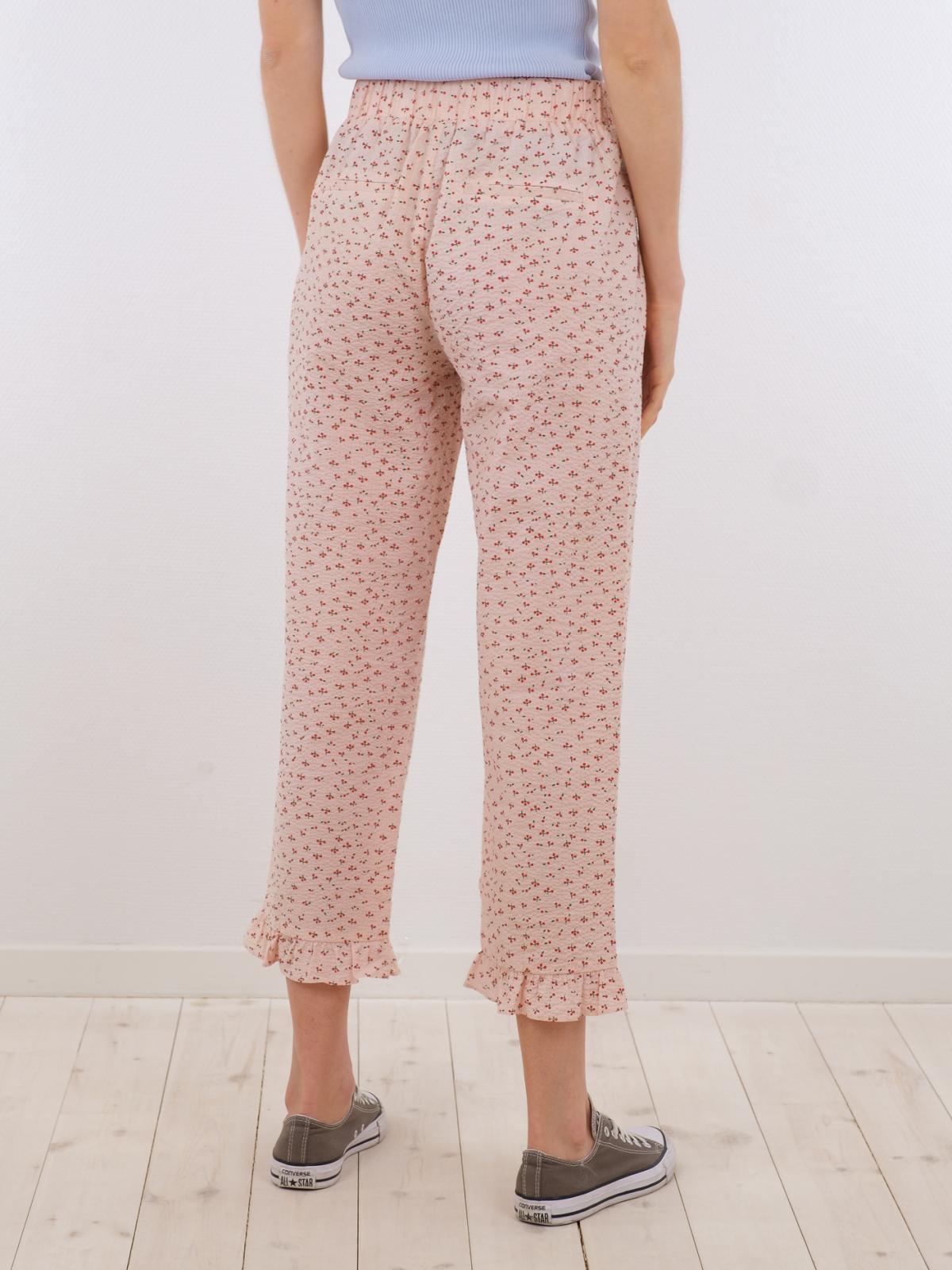 Neo Noir Ina Mini Cherry bukser, light pink, 36