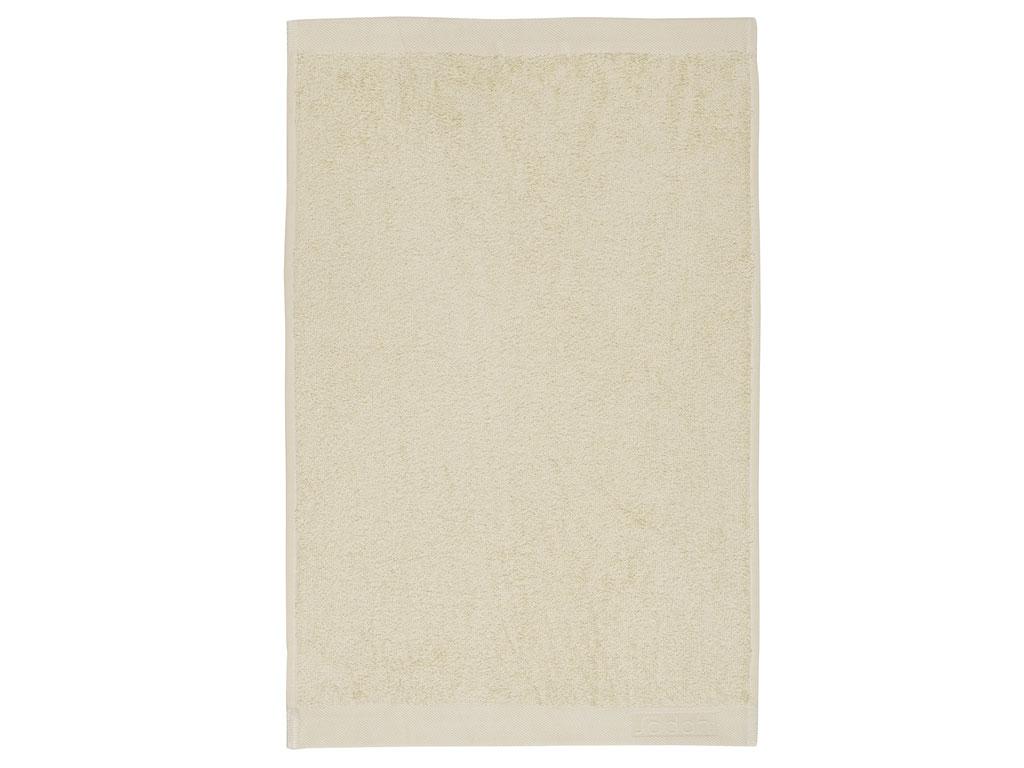 Södahl Comfort Organic håndklæde, 40x60 cm, offwhite