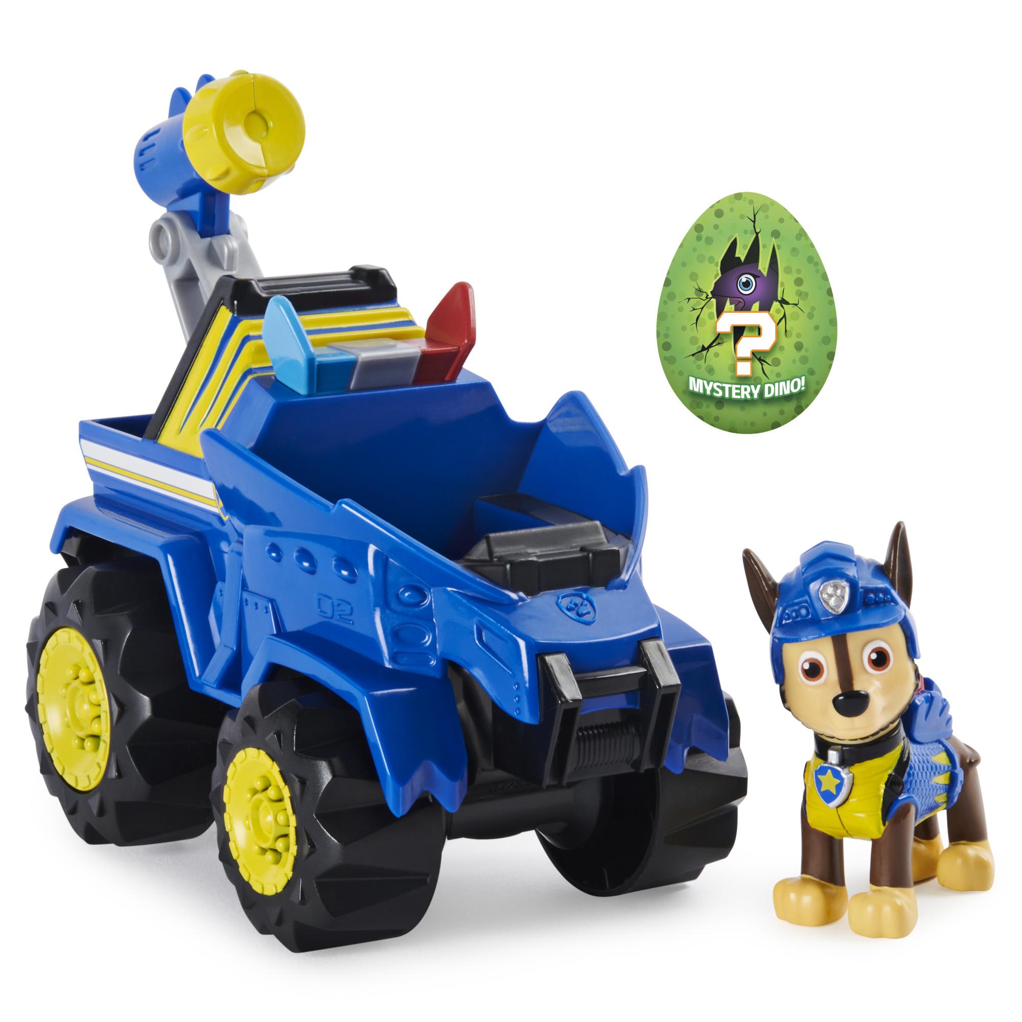 Paw Patrol Chase Dino Rescue Køretøj